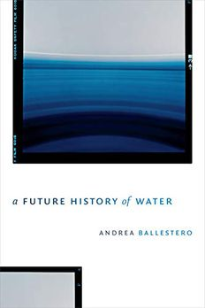 A Future History of Water book cover