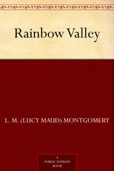 Rainbow Valley book cover