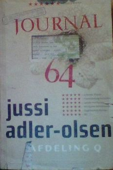 Journal 64 book cover