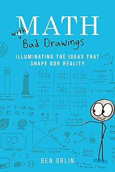 Math with Bad Drawings book cover