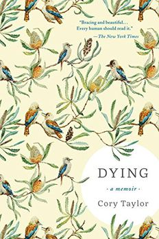 Dying book cover