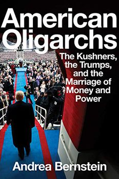 American Oligarchs book cover