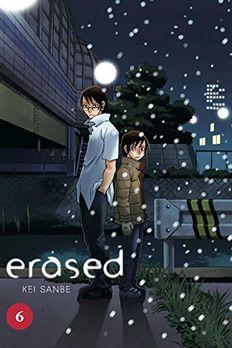 Erased, Vol. 6 book cover