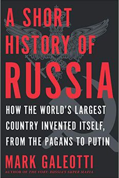 A Short History of Russia book cover