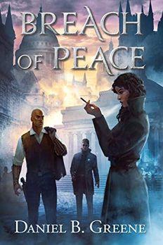 Breach of Peace book cover