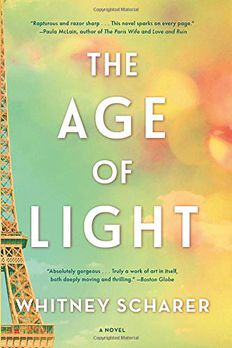 The Age of Light book cover