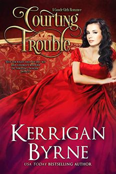 Courting Trouble book cover
