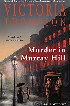 Murder in Murray Hill book cover