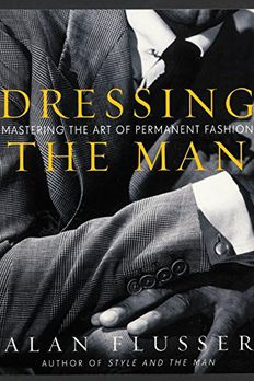 Dressing the Man book cover