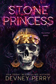 Stone Princess book cover