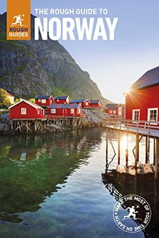 The Rough Guide to Norway book cover