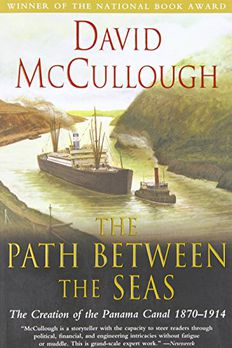 The Path Between the Seas book cover