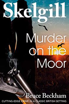Murder on the Moor book cover