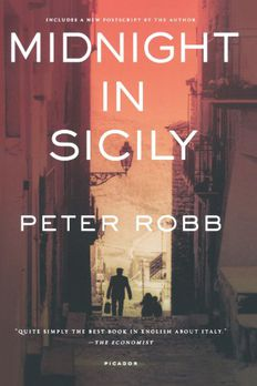 Midnight in Sicily book cover