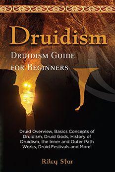 Druidism book cover