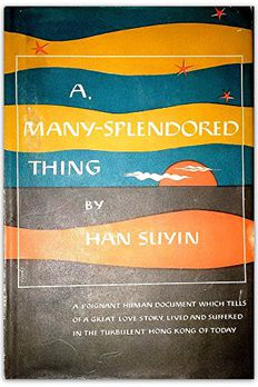 A Many-Splendored Thing book cover