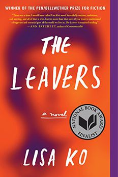 The Leavers book cover