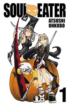 Soul Eater, Vol. 1 book cover