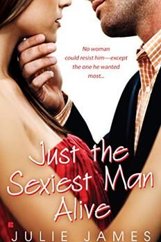 Just the Sexiest Man Alive book cover