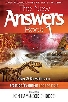 The New Answers Book 1 book cover