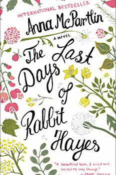 The Last Days of Rabbit Hayes book cover