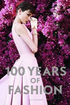 100 Years of Fashion book cover