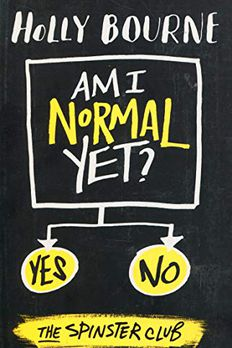 Am I Normal Yet? book cover