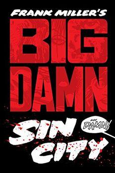 Big Damn Sin City book cover