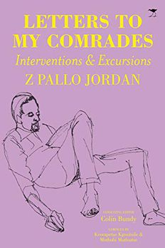 Letters to my Comrades book cover