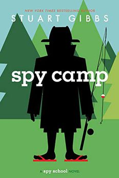 Spy Camp book cover