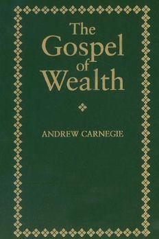 Gospel of Wealth book cover
