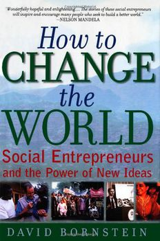 How to Change the World book cover