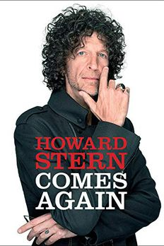 Howard Stern Comes Again book cover