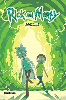 Rick and Morty Book One book cover