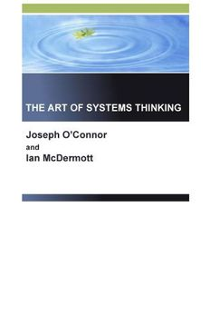 The Art of Systems Thinking book cover