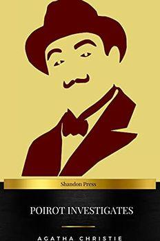 Poirot Investigates book cover