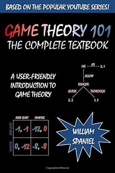 Game Theory 101 book cover