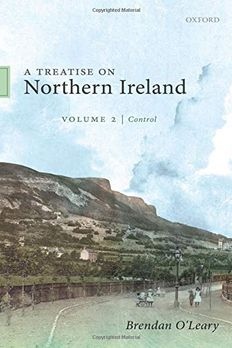 A Treatise on Northern Ireland, Volume II book cover