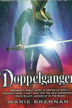 Doppelganger + Warrior and Witch book cover