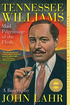 Tennessee Williams book cover