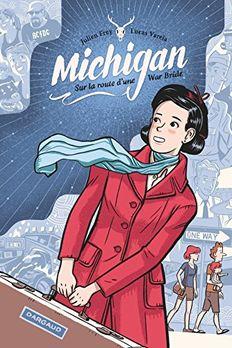 Michigan sur la route d'une War Bride book cover