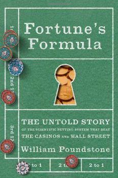 Fortune's Formula book cover