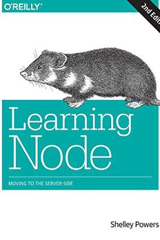 Learning Node book cover