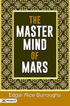 The Master Mind of Mars book cover