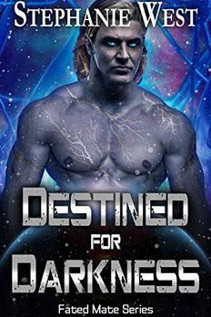 Destined for Darkness book cover
