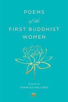 Poems of the First Buddhist Women book cover