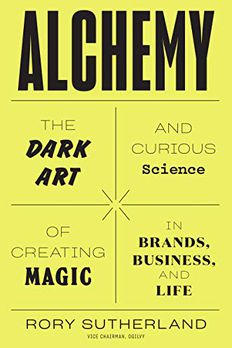 Alchemy book cover
