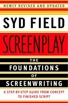 Screenplay book cover