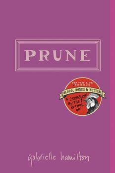 Prune book cover