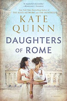 Daughters of Rome book cover